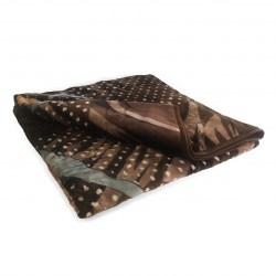 Brown Pléd 200x220 cm d9d1675cb4
